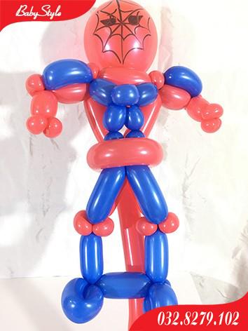 Bóng nghệ thuật Spiderman