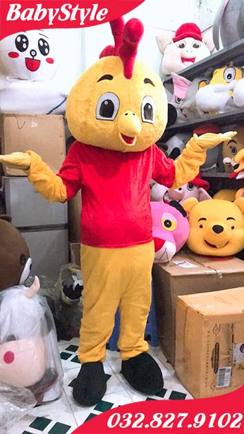 Dịch vụ cho thuê Mascot tại Hà Nội