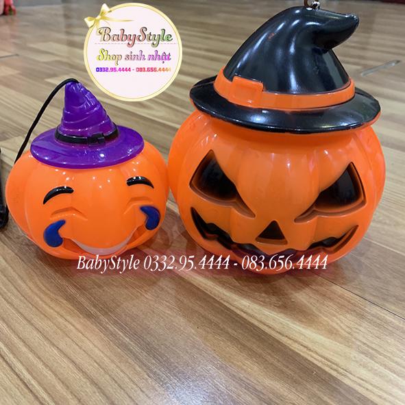 Hình ảnh quả bí Halloween