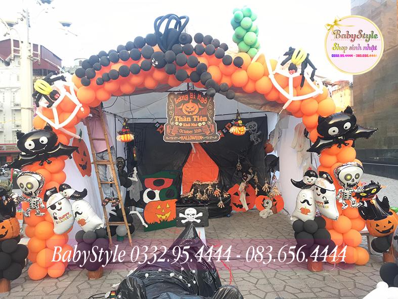 Dịch vụ trang trí Halloween