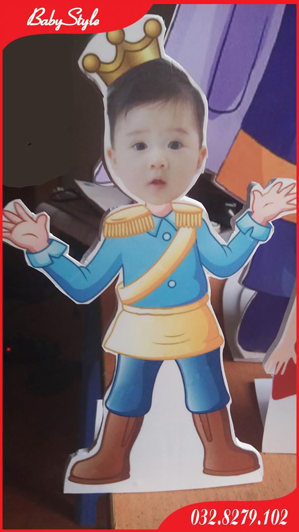 hình chibi hoàng tử