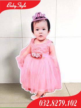 Hình chibi sinh nhật công chúa