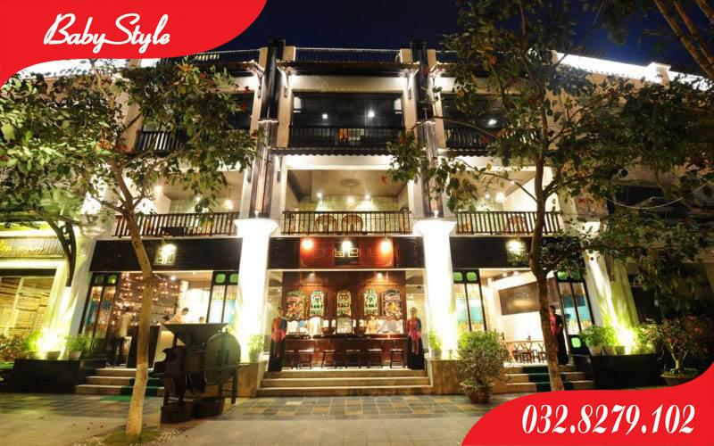 Hình ảnh nhà hàng Cây cau trên đường Trần Hưng Đạo