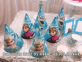 Hình ảnh sét phụ kiện sinh nhật Elsa 2