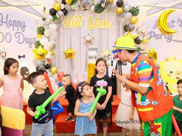 phụ kiện trang trí sinh nhật tại Hà Nội
